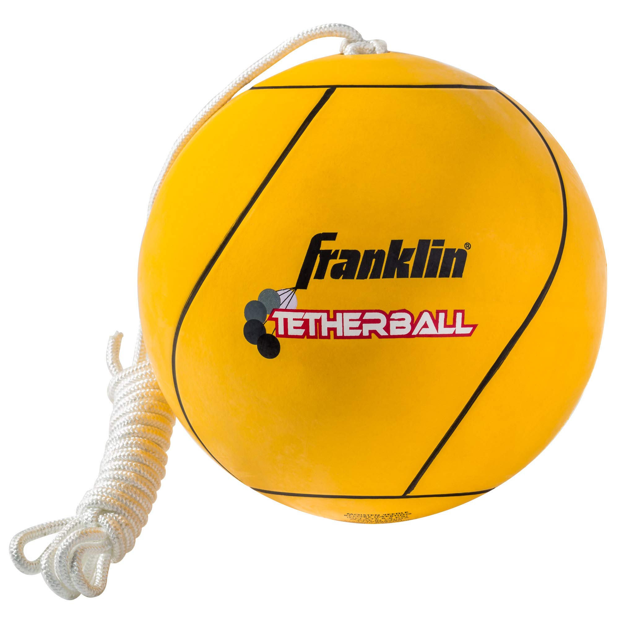 Franklin Sports 8.5'' Rubber Tetherball by Franklin Sports