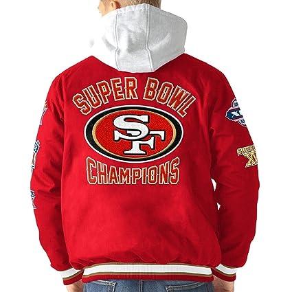 hot sale online cc658 2d401 Amazon.com : Licensed Sports Apparel San Francisco 49ers ...