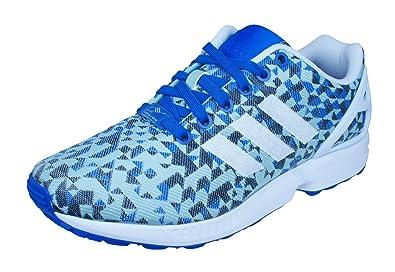 size 40 f04f7 14b08 adidas Originals B34474-5UK, Damen Sneaker, Blau (BlauFTWR Weiß