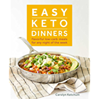 Easy Keto Dinners (English Edition)