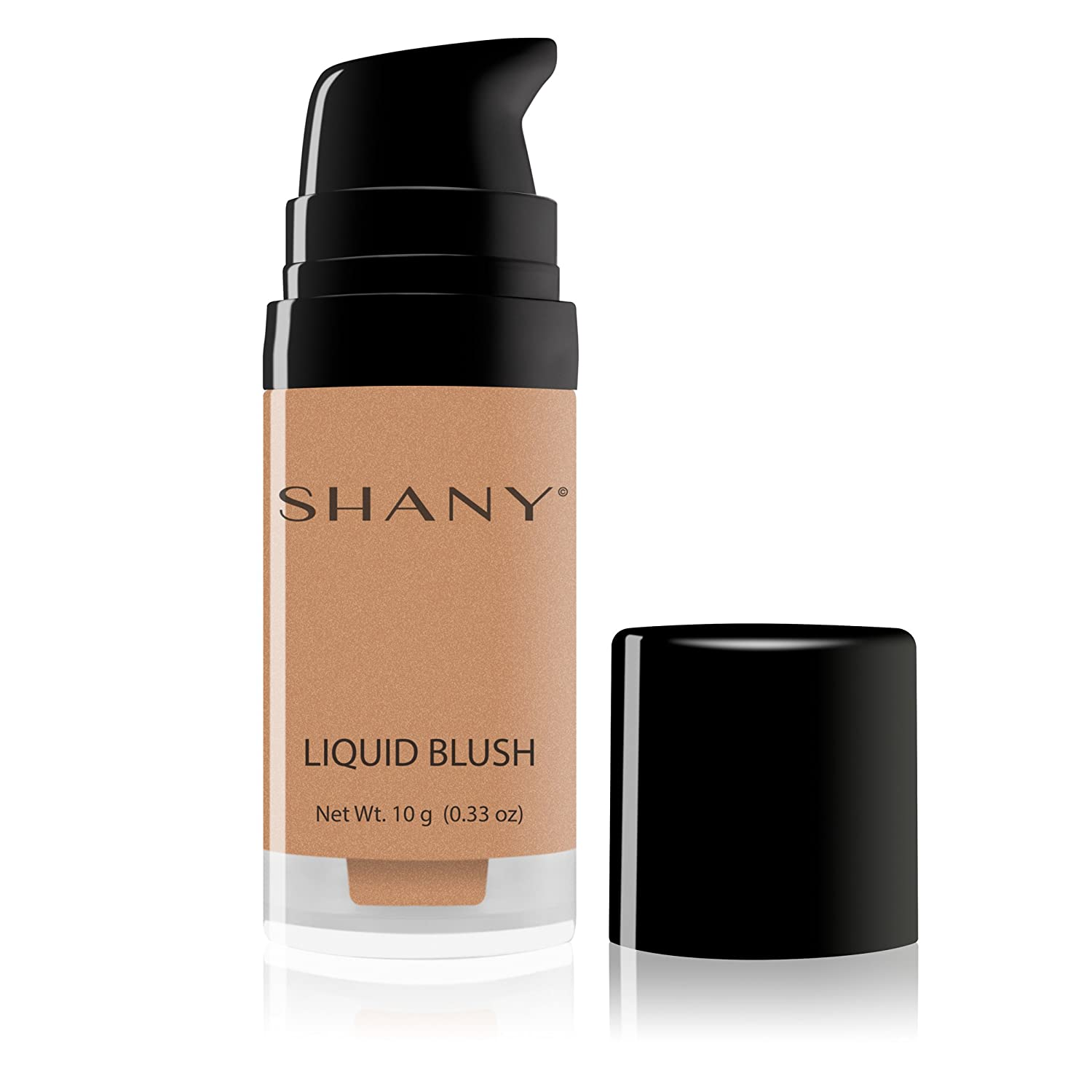 SHANY Paraben Free HD Liquid Blush, Pure Joy BL-H