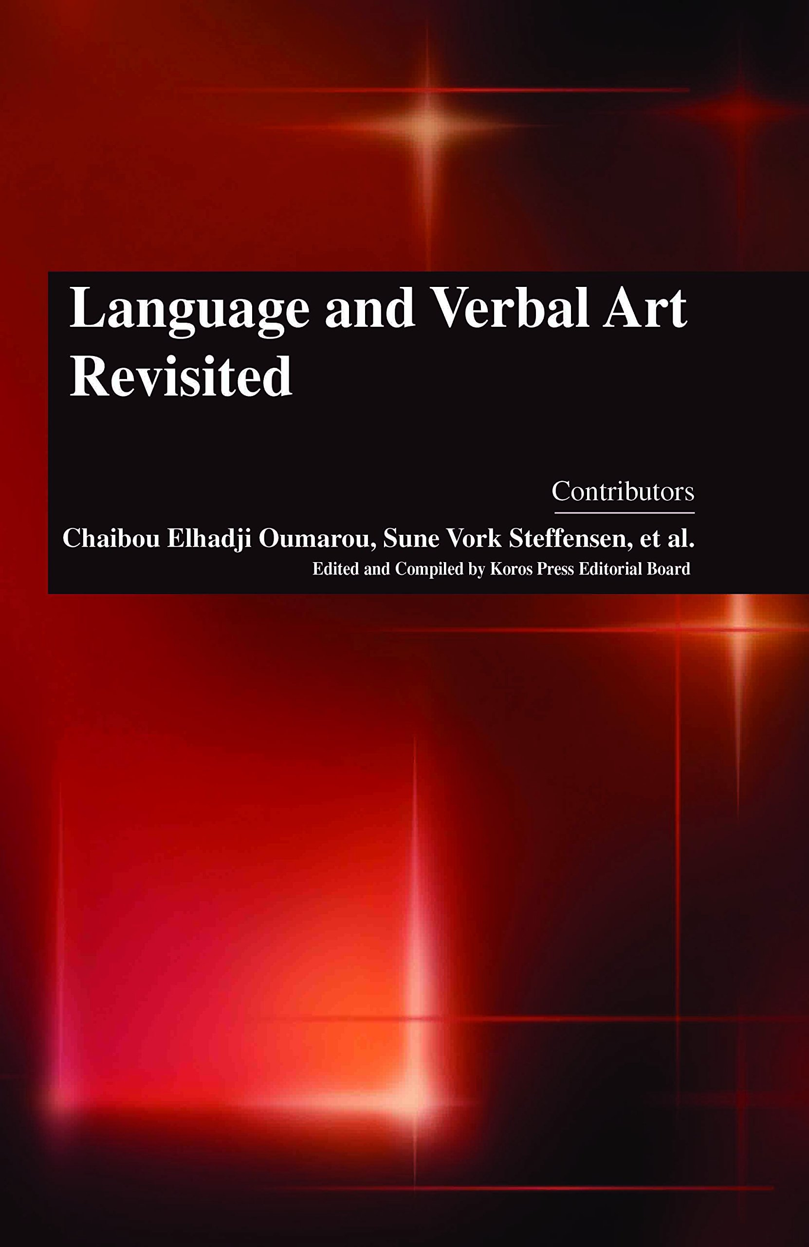 Download Language and Verbal Art Revisited pdf epub
