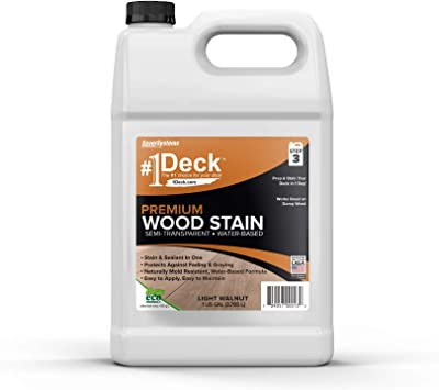 #1 Deck Premium Wood Fence Stain