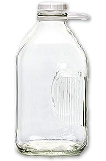 glass milk bottles for sale