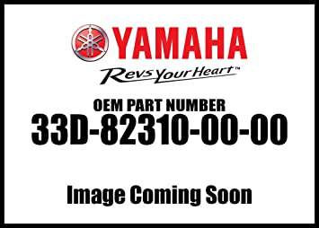 Yamaha 33D-82310-00-00 Ignition Coil Assembly; 33D823100000 Made by Yamaha