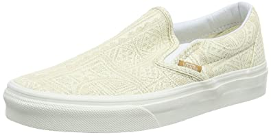 Classic OnBaskets Basses AdulteBeigepacific Vans Slip Mixte vnwmN80