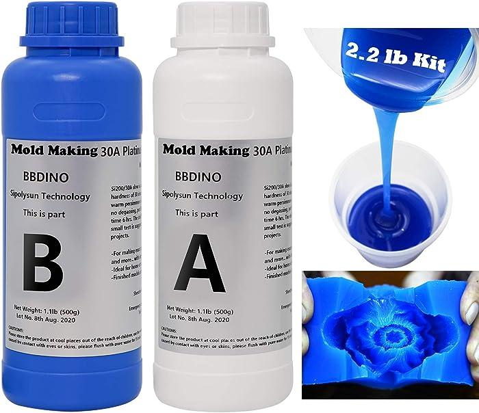 Top 9 Food Grade Silicone Mold Making Ki