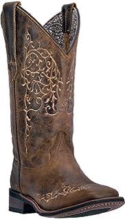 678ca7e46a2bf9 Laredo Women s Ivy Cowgirl Boot Square Toe