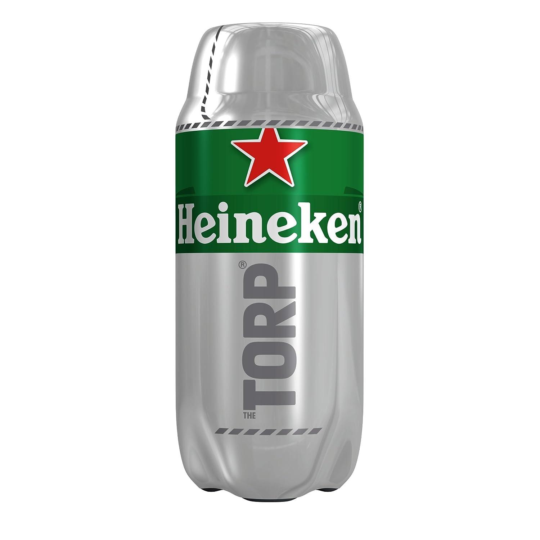Heineken Cerveza Torp - 2 L: Amazon.es: Amazon Pantry