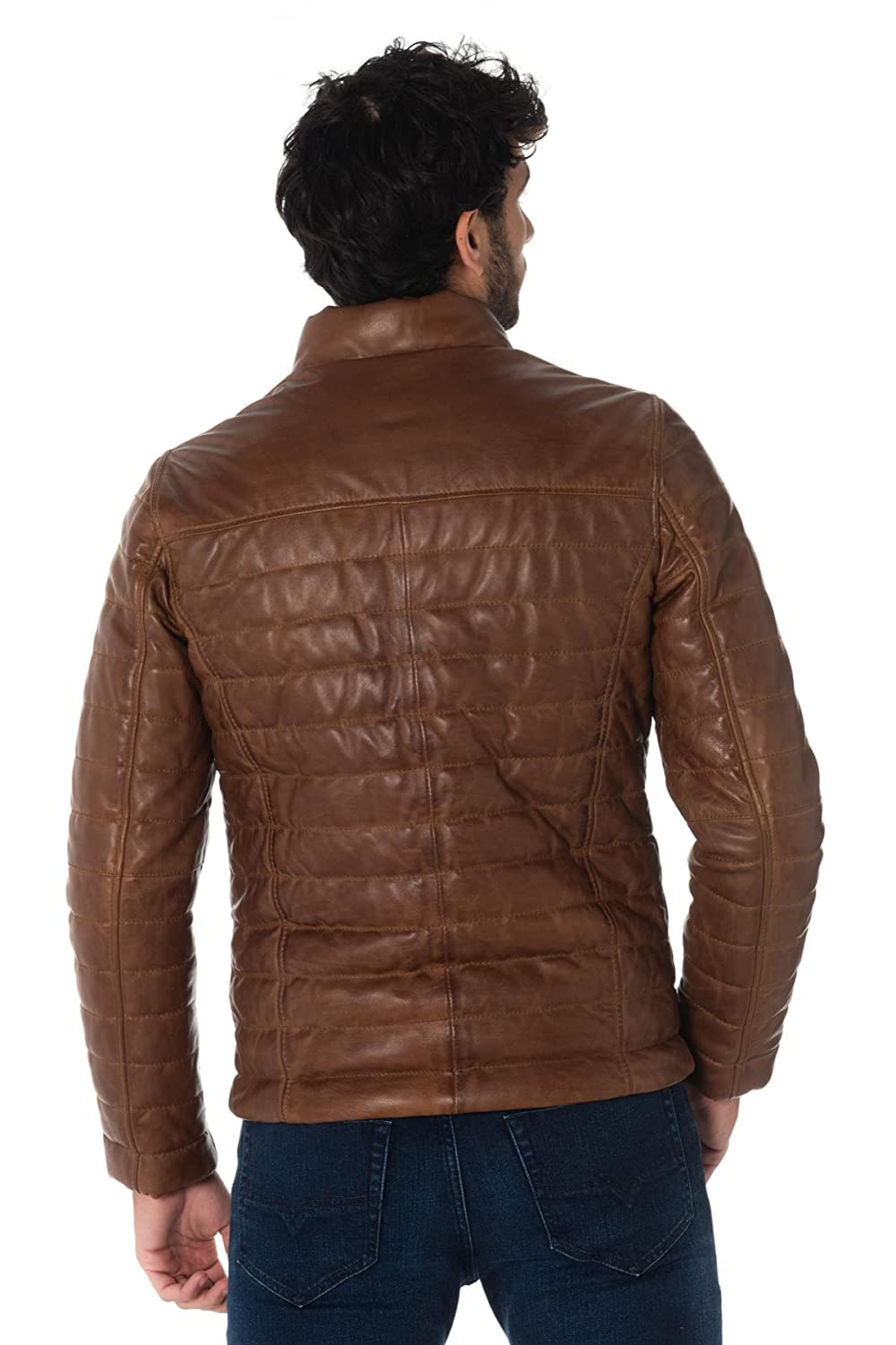 d25d746fdc6 Oakwood Blouson Footloose Cognac 507