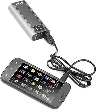 NGS PowerPump 5000 - Cargador universal de baterías de 5000 mAh ...