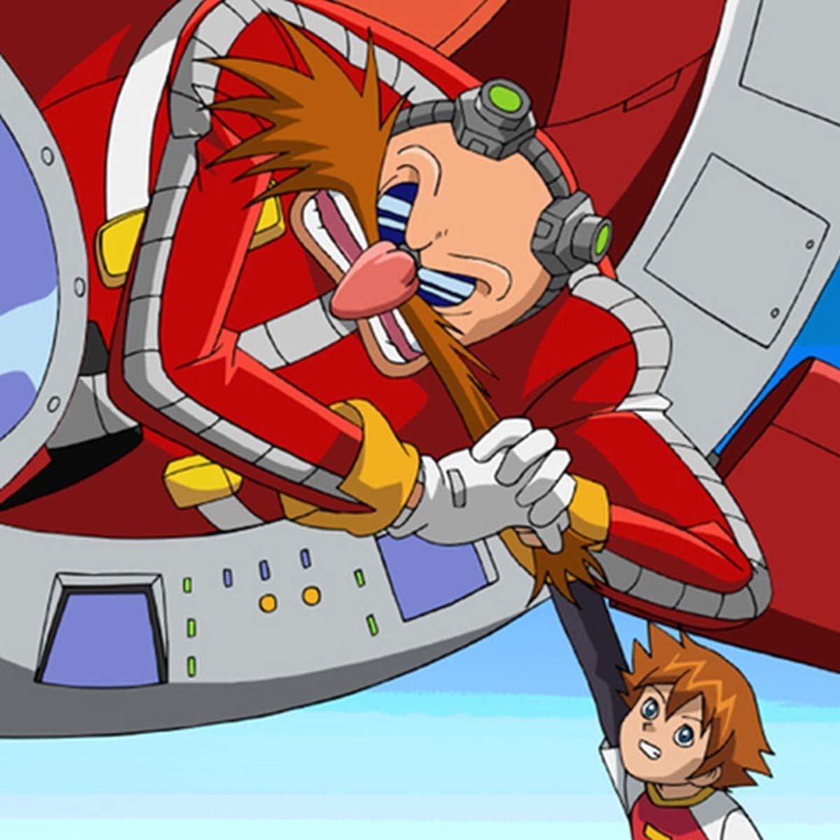 ソニック ザ ヘッジホッグ Sonic The Hedgehog Ipad壁紙 Dr