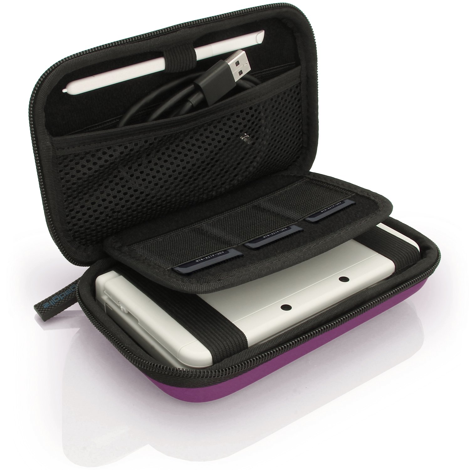 Amazon.com: iGadgitz EVA - Carcasa para Nintendo Cases 3DS ...