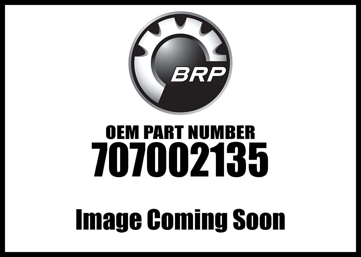 Can-Am Housing Ass Y 707002135 New Oem