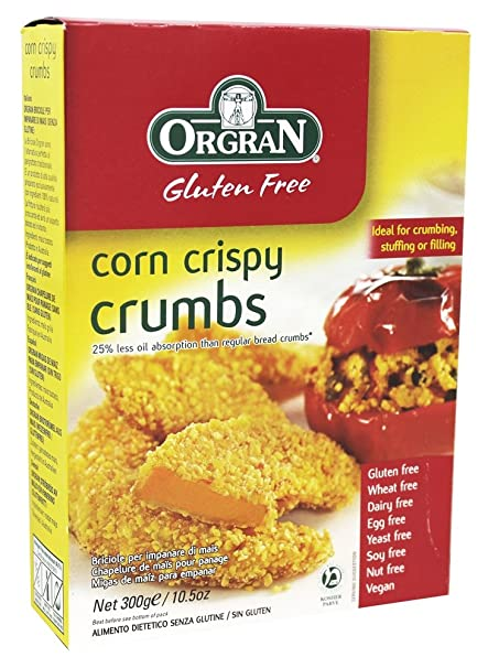 Amazon.com: Orgran Gluten Free Corn Crispy Crumbs -- 10.5 oz ...