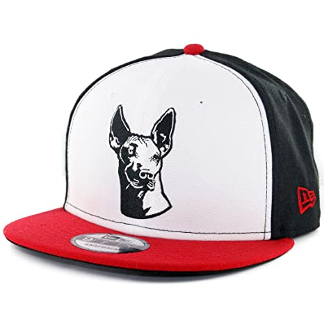 Amazon.com   New Era 950 Club Tijuana Xolos Dog Logo Snapback Hat ... b8d9430f437