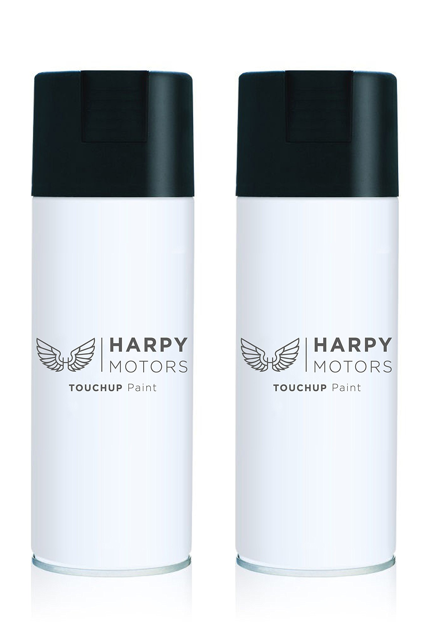 Harpy Motors 1991-2018 Jeep Cherokee PW7 Bright White Automotive 12oz Aerosol Spray Paint Kit -Color Match Guaranteed