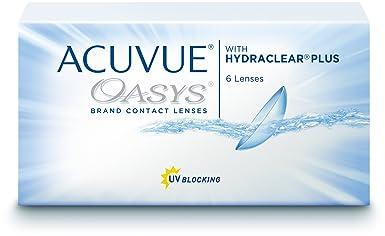 0bceb4517b309 Acuvue Oasys for Astigmatism Lentes de Contacto Tóricas Quincenales ...