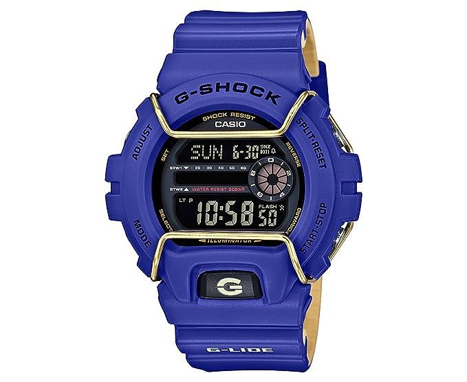 Casio G-Shock G-LIDE Casio De los Hombres Reloj GLS-6900-2D: Amazon.es: Relojes