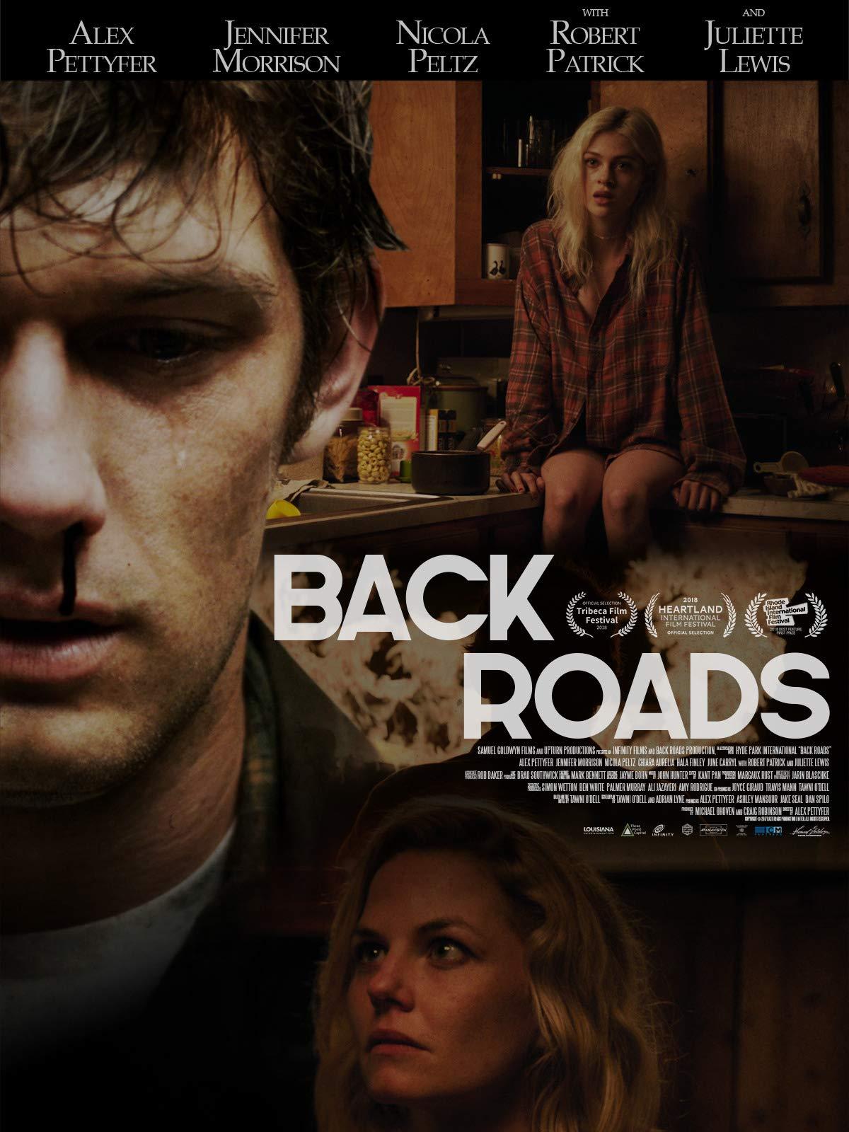 Amazon.com: Back Roads: Alex Pettyfer, Jennifer Morrison, Nicola ...