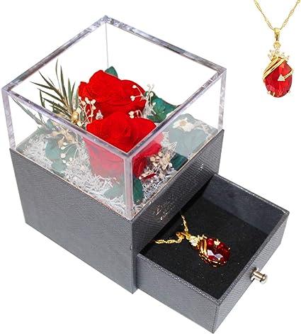 ELLE PENSAIT QU/'ELLE pouvait Porte-clés Or Rose Cadeau Noël Anniversaire Secret Santa