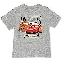 Disney Cars Tow Mater Toddler Boys Short Sleeve T-Shirt Tee