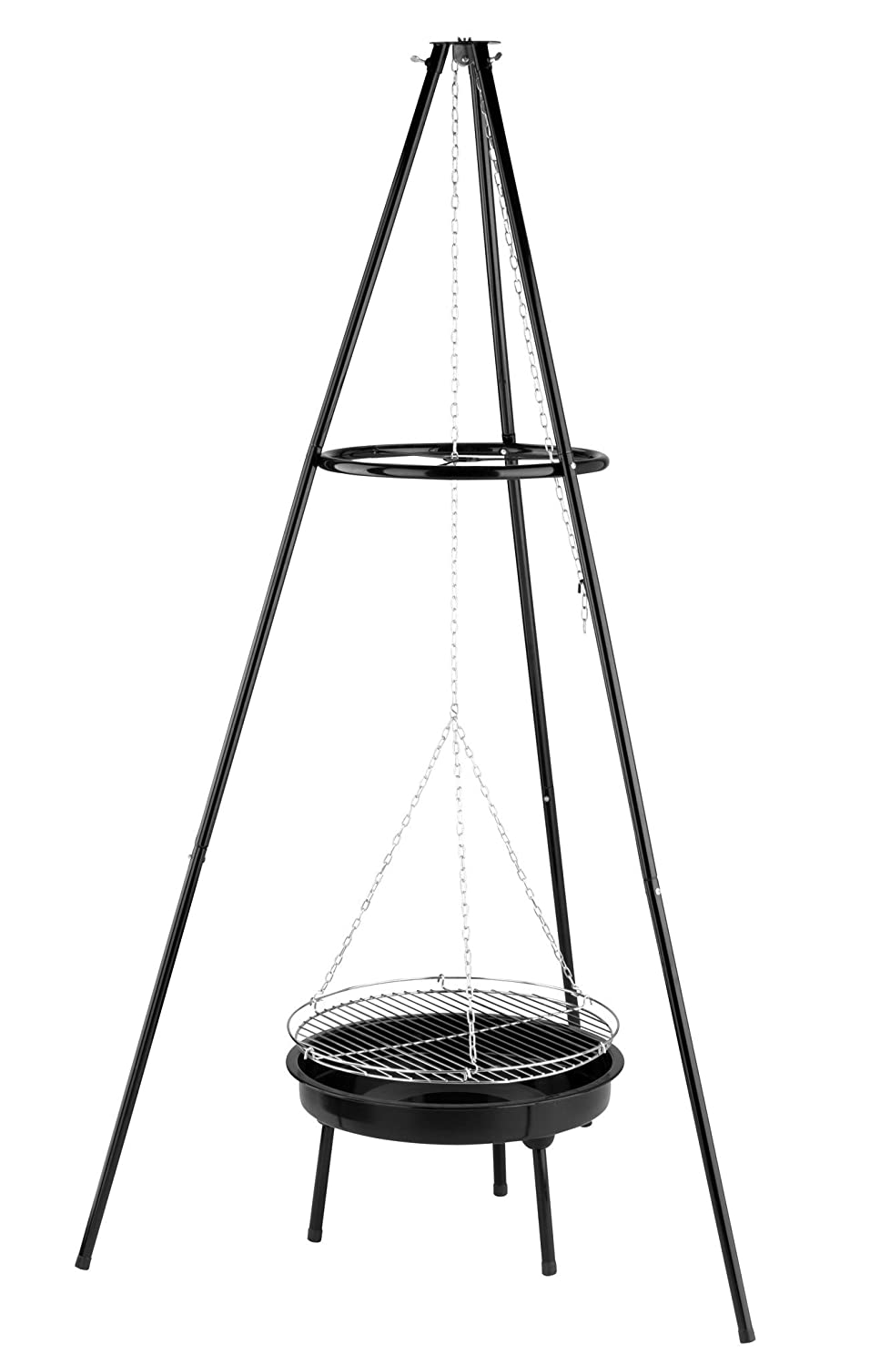 ACTIVA Indiana 11100 Swinging Suspended Barbecue