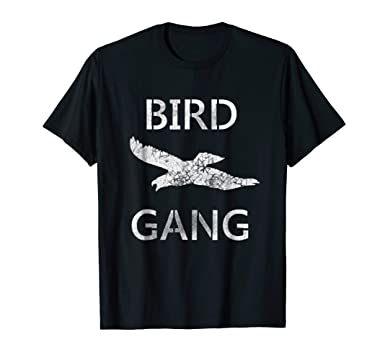 Amazon Bird Gang Eagle Tee Shirt Clothing