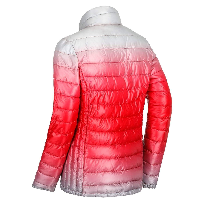 Regatta Women/'s Azuma Atomlight Heavyweight Insulated Jacket Red