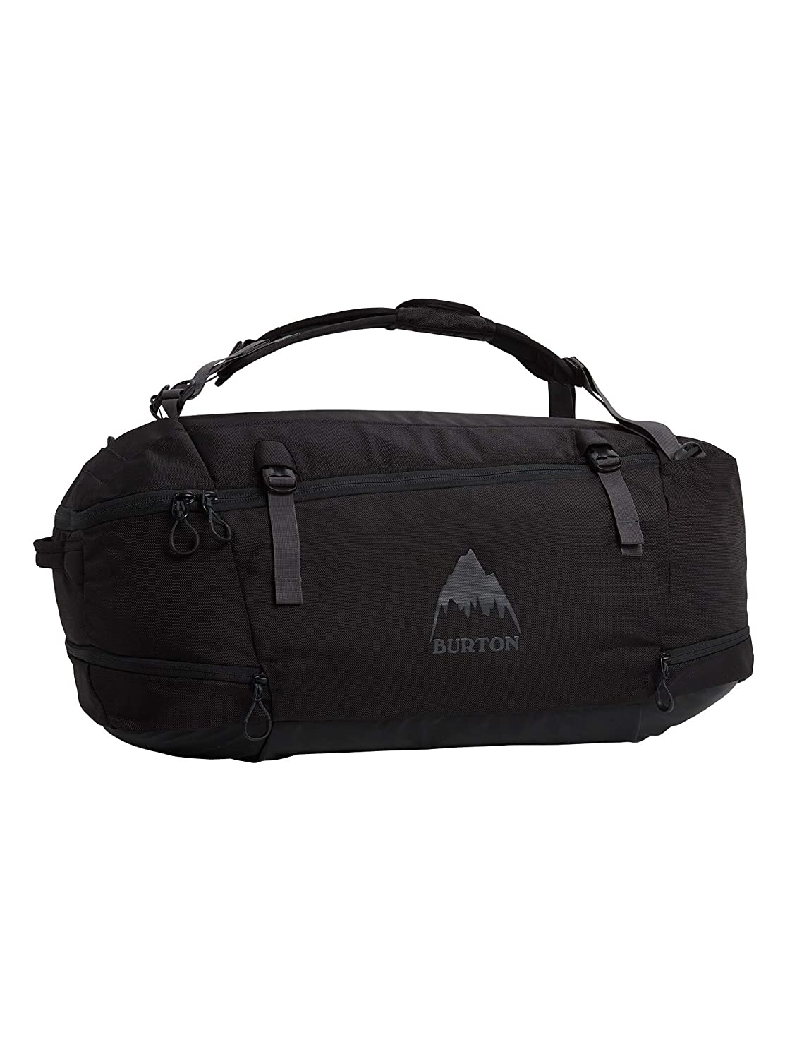 Internal Organization and Tarp-Lined Pockets Burton Multipath 90L Duffle Bag with Padded Straps//Handle