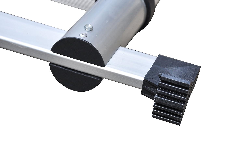 Housse Echelle t/élescopique 3m80 STEPOMAX Mod/èle 2017 Barre stabilisatrice Gants