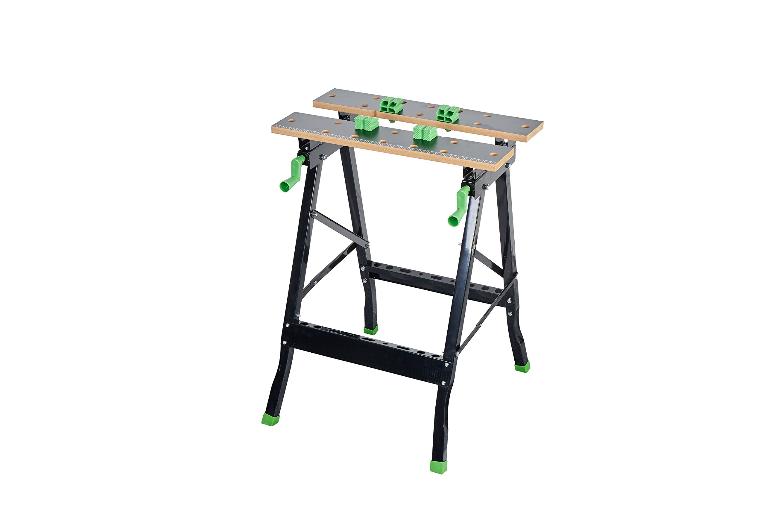 Fold Down Portable Workbench Steel Table Garage Portable Tool Workbench