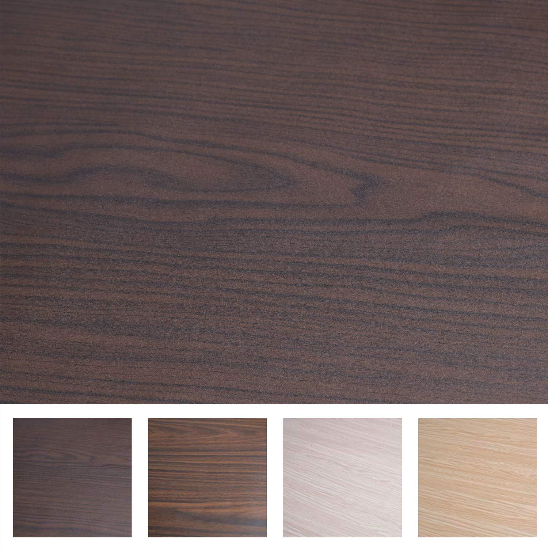 45 x 500 cm, madera de haya, 1 unidad Art3d Conteras autoadhesivas de papel de contacto