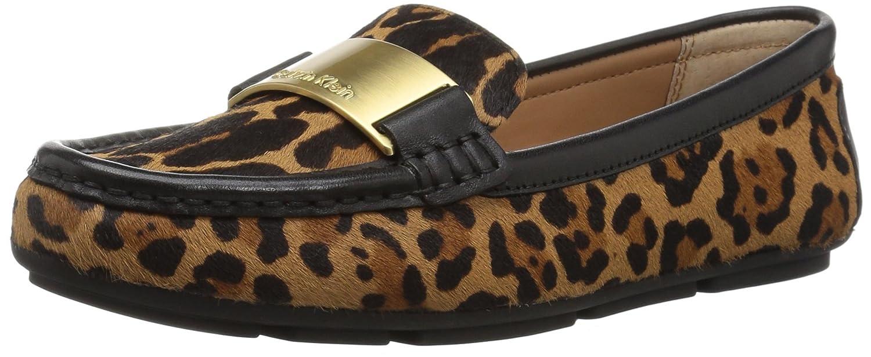 Calvin Klein Mujeres Lisette Piel Mocasines, Talla: Amazon.es: Zapatos y complementos