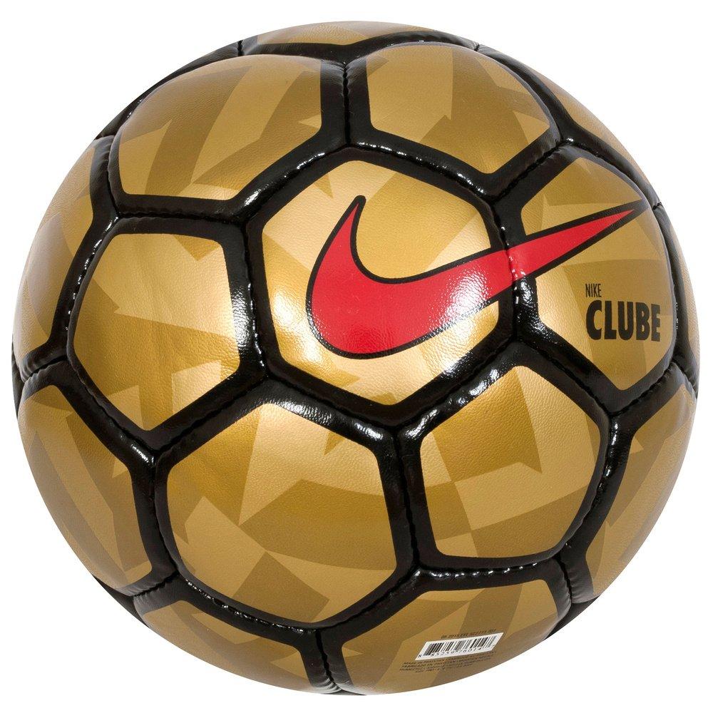 Nike Footballx Clube - Balón Unisex, Color Dorado/Negro: Amazon.es ...