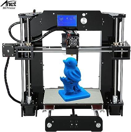 Anet A6 Kits de Impresora 3D Repulsión I3 Bricolaje Pantalla Lcd ...