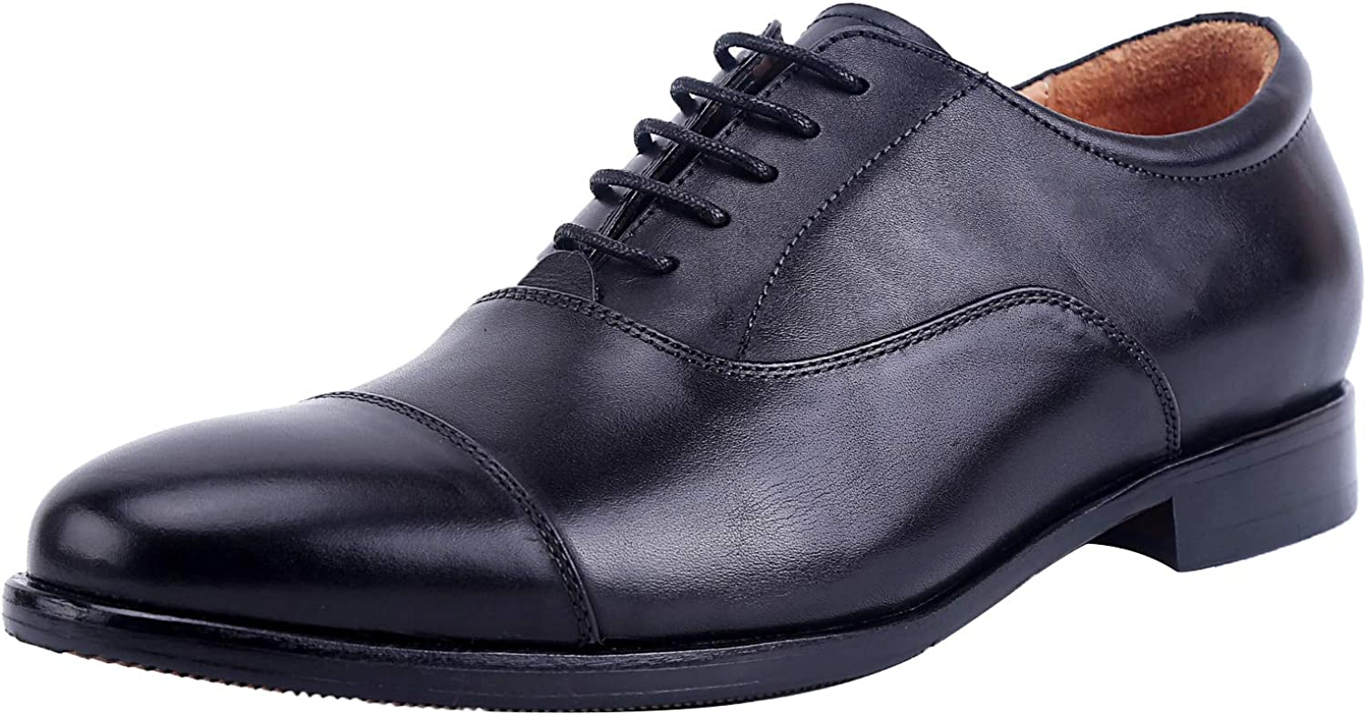 Aerma Mens Genuine Leather Shoes