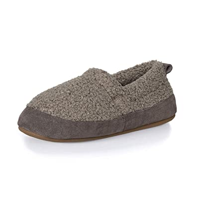 Surblue Women's House Slippers Warm and Comfy Fleece Slippers Indoor Outdoor | Slippers