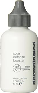 product image for Dermalogica Solar Defense Booster SPF50 (1.7 Fl Oz) Broad Spectrum Face Sunscreen with Vitamin C and Vitamin E - Defends Against Skin-Aging Free Radicals