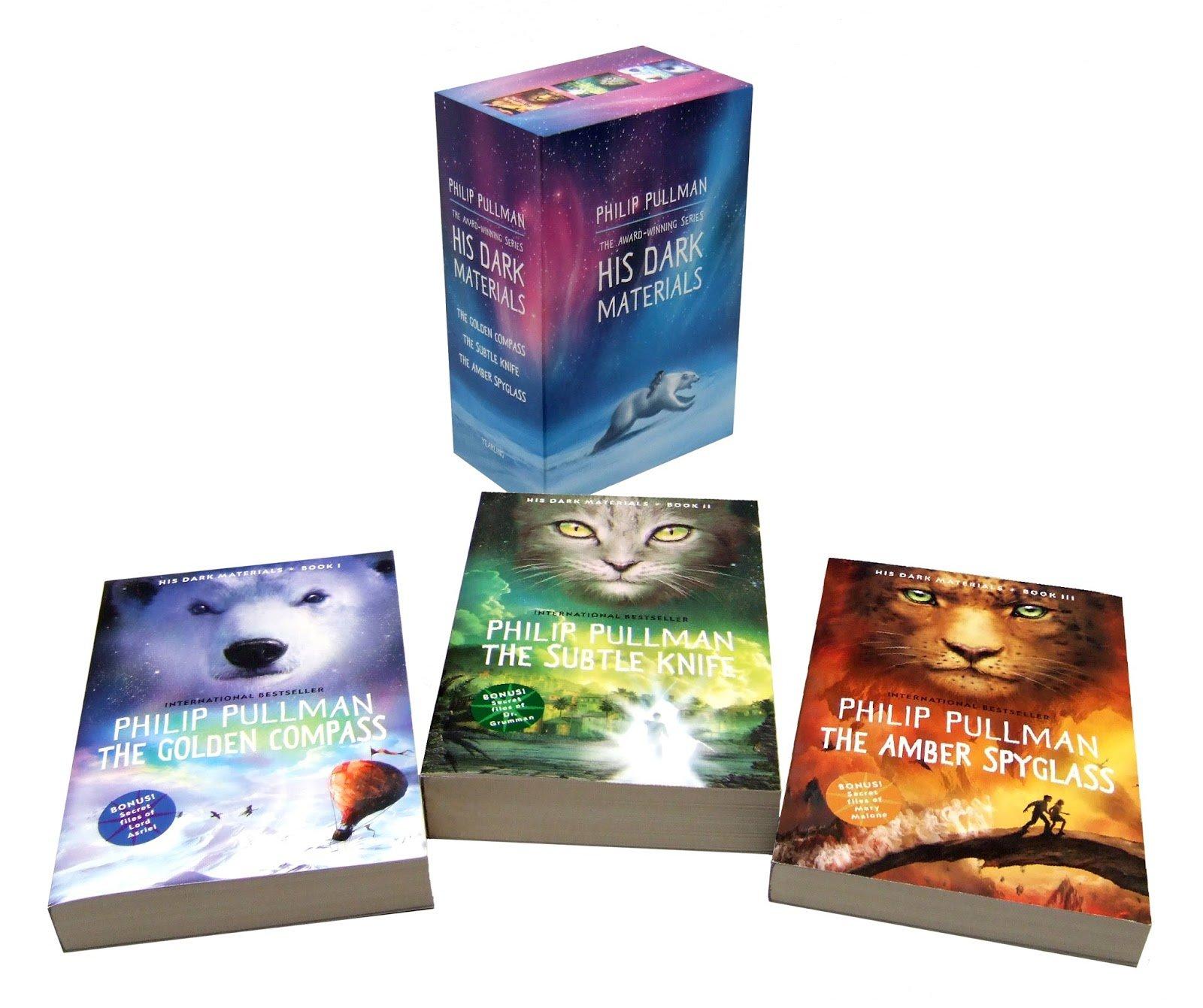 Trilogy materials pdf dark his