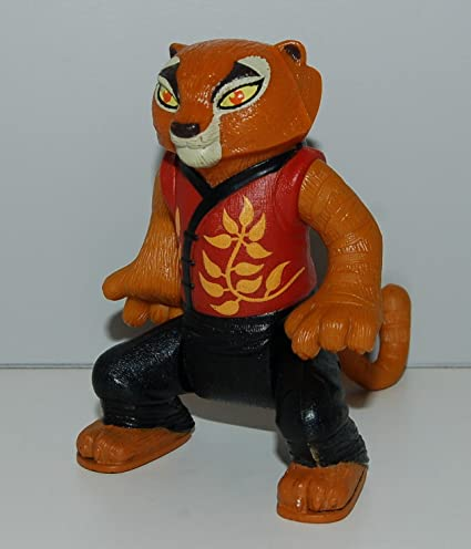 Amazon Com 2008 Master Tigress 5 Kung Fu Panda Mcdonald S Happy