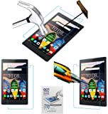 Acm Tempered Glass Screenguard for Lenovo Tab 3 7 Essential Screen Guard Scratch Protector