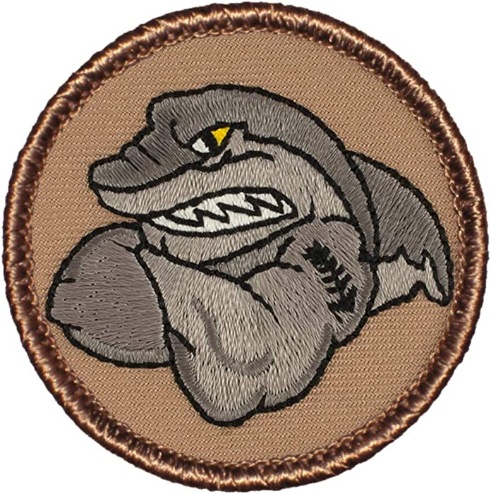 Top 10 Morale Patch Shark