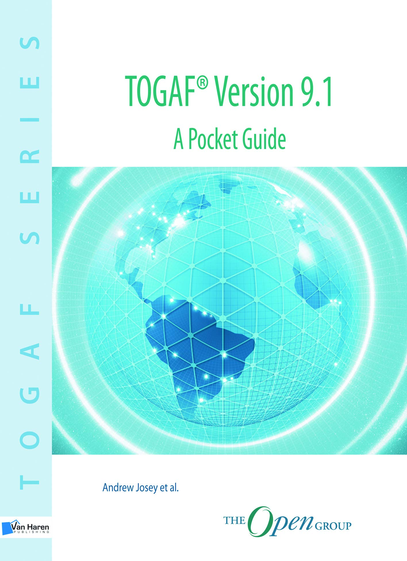 Amazon Togaf Version 91 A Pocket Guide 9789087536787 Van