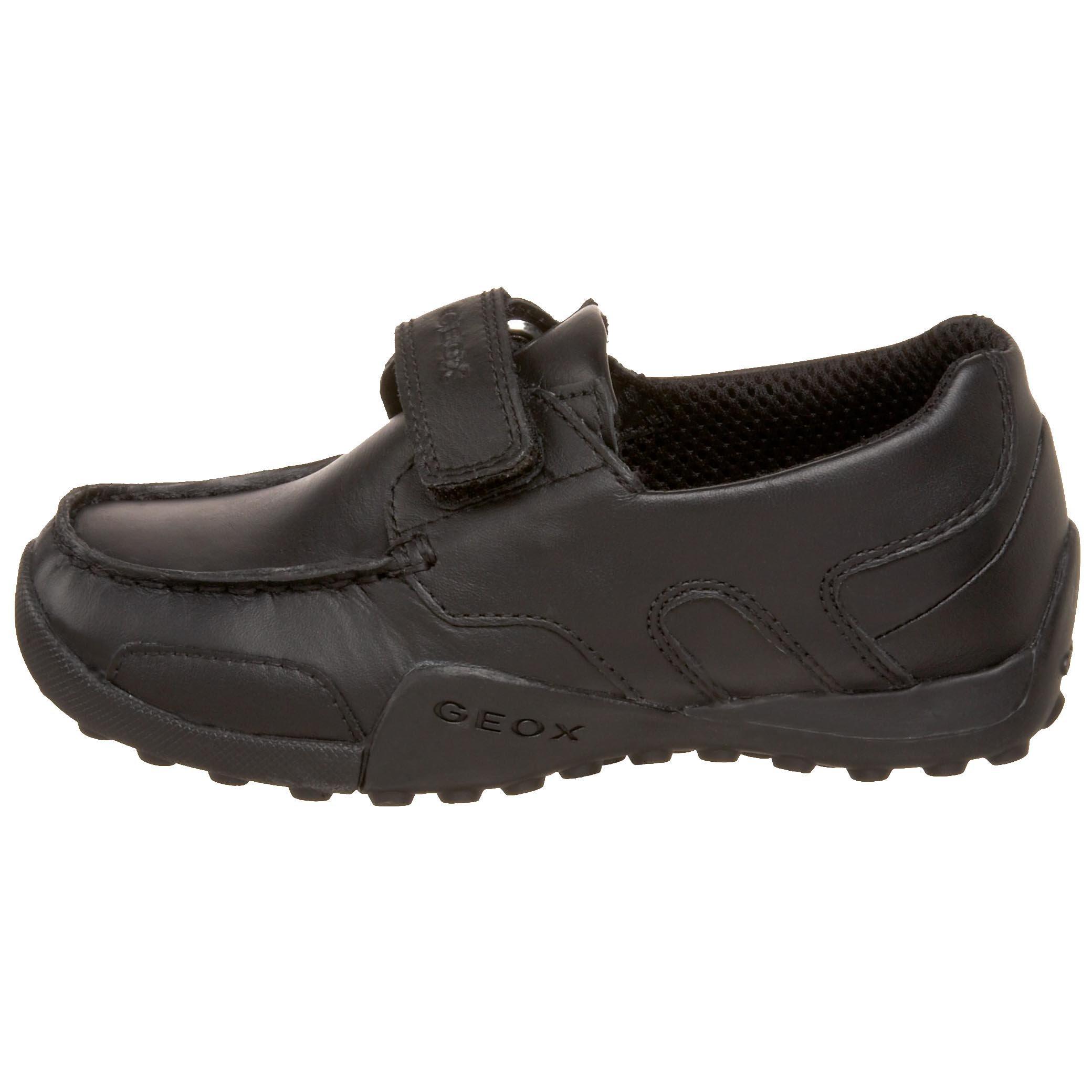 Geox Boy's JR W.SNAKE MOCASSINO Shoe,black,37 M EU Big Kid (5 US) by Geox (Image #5)