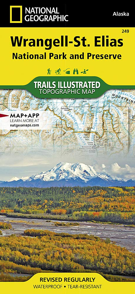 Wrangell / St. Elias National Park: National Geographic ...