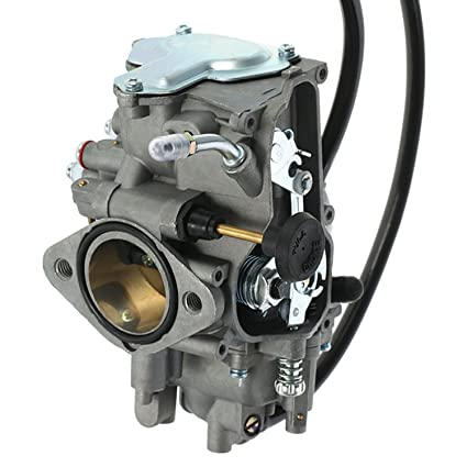 Amazon New Carburetor For Yamaha Warrior 350 Yfm350. New Carburetor For Yamaha Warrior 350 Yfm350 19992004 Carb. Yamaha. 2000 Yamaha 350 Warrior Mikuni Carburetor Diagram At Scoala.co