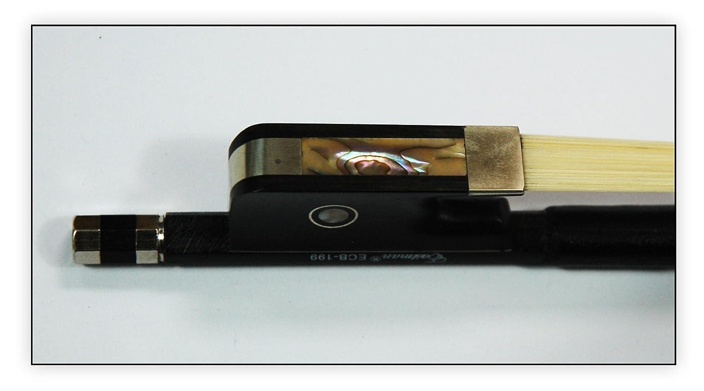 4//4 Viole Carbone Eastman/® ECB-199 archetto del pantografo