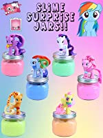 My Little Pony Slime Surprises and toy review [OV]