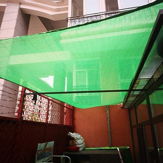 LKLXJ 2ª Gen UV Tela De Sombra RectáNgulo/75% Transpirable Vela De ...